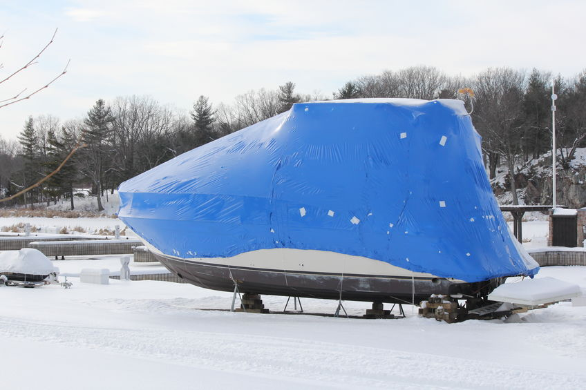 Quick Guide to Winterizing Your Boat