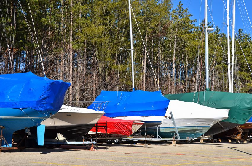 Material Matters - The importance of choosing the correct material for your boat cover.