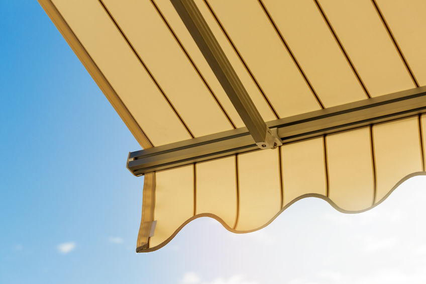 The importance of cleaning your awnings