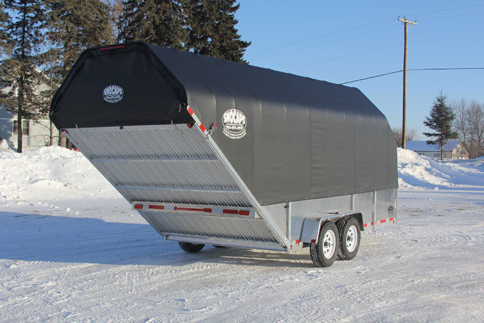 Maintaining Your SnoCaps Trailer Enclosures
