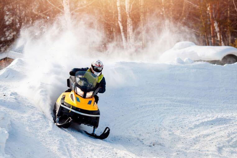 Putting Your Snowmobile Away After the Winter Months
