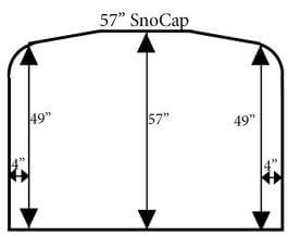 SnoCap Trailer Measuring