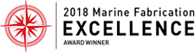 Marine Fabrication Excellence Logo